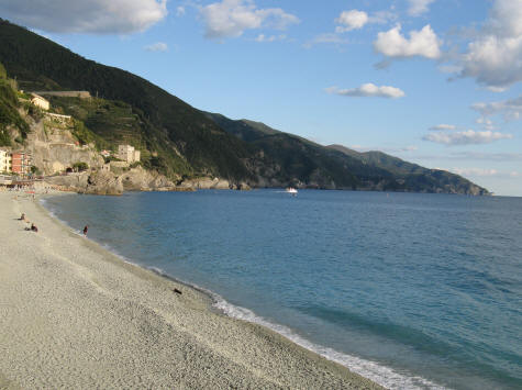 Ligurian Sea Vacation
