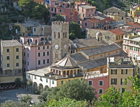 Tourist Attractions in Monterosso Italy